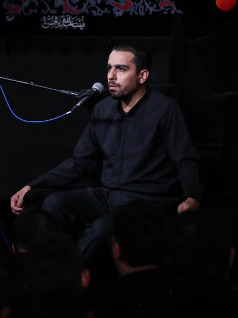 دانلود آهنگ وقف اشک است زندگانی من حنیف طاهری