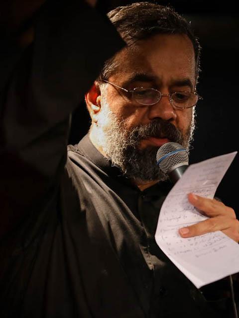 دانلود آهنگ چه فاطمیه ای شد امسال محمود کریمی